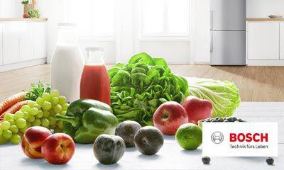 Bosch Xxl Kühlschrank : Bosch: vitafresh nofrost kühl gefrier kombinationen siemens
