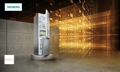 Siemens Kühlschrank Heiß : Kühlgeräte mit hyperfresh der siemens extraklasse siemens