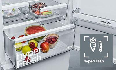 Siemens Kühlschrank Mit Schubladen : Kühlgeräte mit hyperfresh der siemens extraklasse siemens